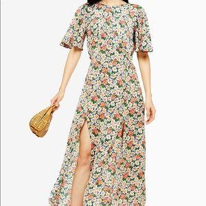 NWT Topshop Maxi Dress